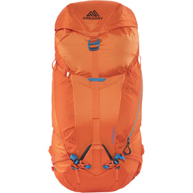 Gregory Alpinisto 50 Zaino Taglia M, zest orange